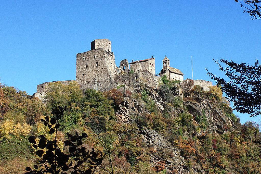 Burgenwanderung Hocheppan